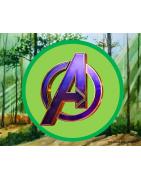 Figuras de Avenger