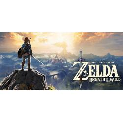 Legend of Zelda:  Breath of...