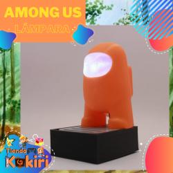 Lámparas Among Us 3D