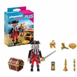 Playmobil Pirata con Cofre...