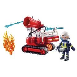 Playmobil Robot de Extinción