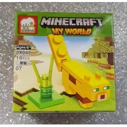 Minecraft Ocelote