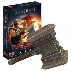 Rompecabezas 3D de Warcraft...