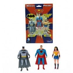 DC Comics. Set de 3 Figuras...