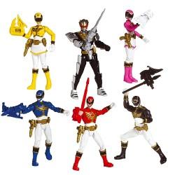 Power Rangers Figura 15CM