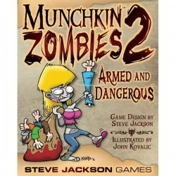 Munchkin Zombies 2 Steve...