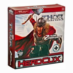 Marvel HeroClix: Thor – The...