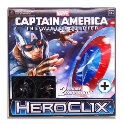 Marvel HeroClix: Capitán...