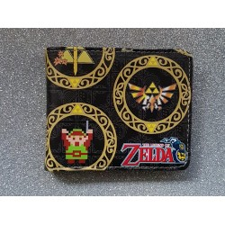 Billetera de Legend of Zelda