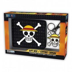Billetera y Llavero One Piece